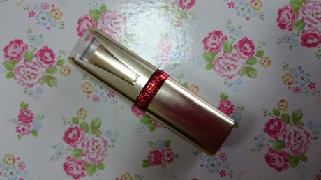 L'Oreal True Red Color Riche Serum Lipstick Packaging